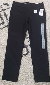 NWT Old Navy Cropped Pixie Pants w Stretch 8